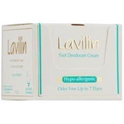 Now Foods/lavilin Now Foods, Lavilin Foot Deodorant Cream - 12.5 Gm (10cc)