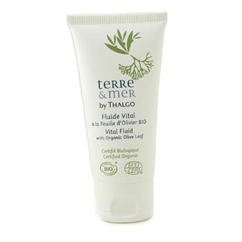 Thalgo Terre & Mer Vital Fluid with Organic Olive Leaf 50ml
