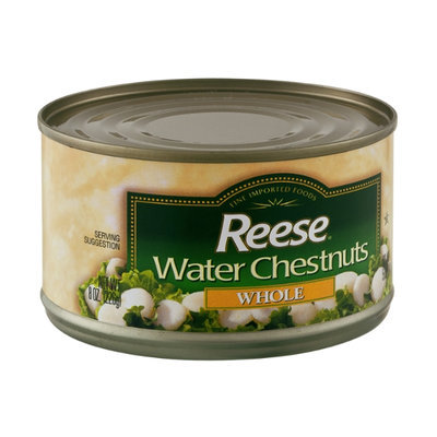 Reese Whole Water Chestnuts