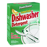 PowerHouse Lemon Fresh Dishwasher Detergent