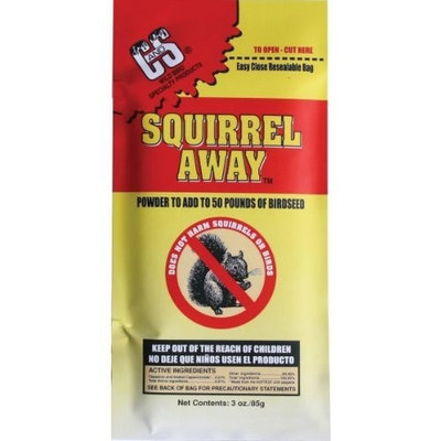 C & S Products C&S CS70779 Squirrel Away, 3-Ounce (Discontinued by Manufacturer)