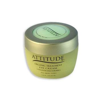 Attitude Line Organic Eye Cream, 4-Ounce
