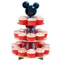 WILTON 192442 Mickey Mouse Clubhouse Cupcake Stand