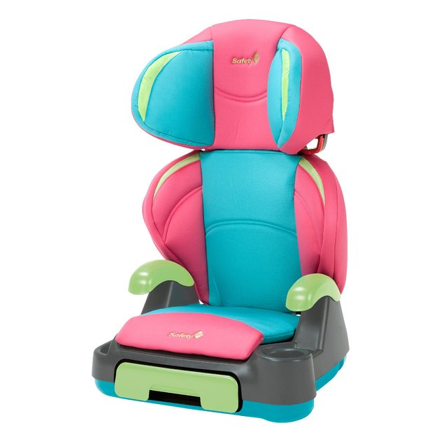 Safety 1st Store N Go Backed Booster Seat - Fruit Punch