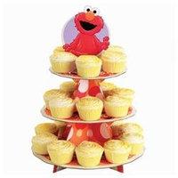 WILTON 192443 Elmo Cupcake Stand