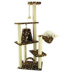 Armarkat Cat Tree Pet Furniture Condo Scratcher