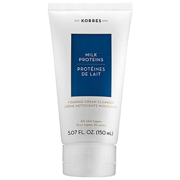 Korres Milk Proteins Foaming Cream Cleanser 5.07 oz
