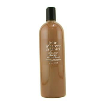 John Masters Organics Zinc & Sage Shampoo With Conditioner 1035ml/35oz