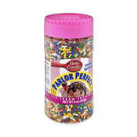 Betty Crocker Parlor Perfect Confetti Sprinkles Ice Cream Toppings