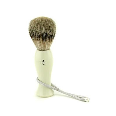 EShave Shave Brush Finest - White 1pc