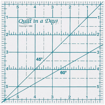 Quilt In A Day Inc. Quilt In A Day 6 x 6