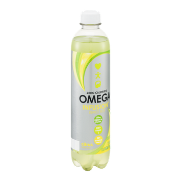 Omega Infusion Enhanced Water Citrus