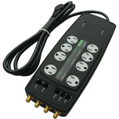 Duracell DU6242 1,200 Joules 7-Outlet Surge Protector