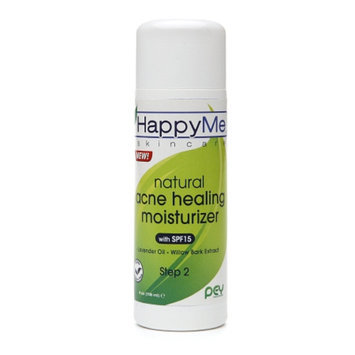 Happy Me Skincare Natural Acne Healing Moisturizer Step 2