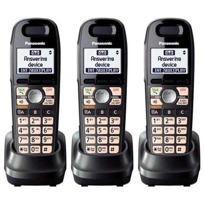 Panasonic KX-TGA659T (3-Pack) Panasonic KX-TGA659T