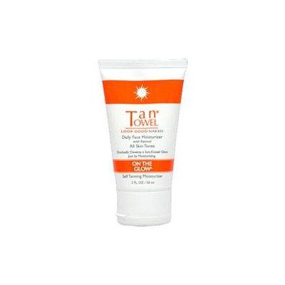 Tan Towel TanTowel On The Glow Daily Face Moisturizer, 2 oz
