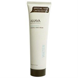Ahava Deadsea Water Mineral Hand Cream 50pct More Limited Edition