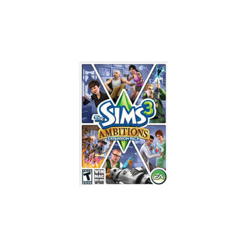 Electronic Arts Sims 3: Ambitions