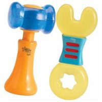 Learning Curve International, Inc. Learning Curve LC23083 Assorted Baby Teething Tool