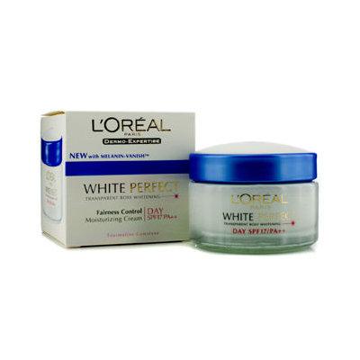 L'Oréal Paris Dermo-Expertise White Perfect Fairness Control Moisturizing Cream Day SPF17 PA++