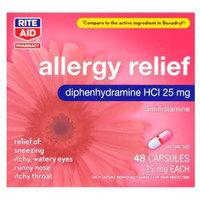 Rite Aid Brand Rite Aid Allergy Medication, 48 ea