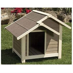 Precision Pet Products Outback Twin Peaks Dog House