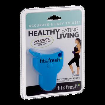 Fit & Fresh Body Tape Measure
