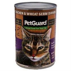 Pet Guard 64011 Cat Chicken & Wheat Germ
