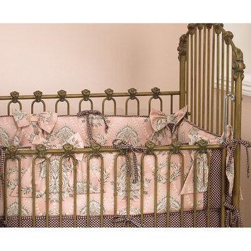 Cotton Tale Nightingale Bumper (Pink)