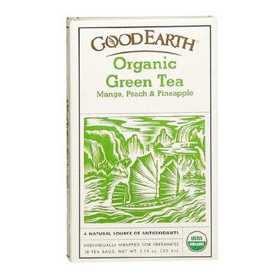 Good Earth Organic Green Tea Bags