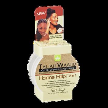 Taliah Waajid Hairline Help! 2 In 1 Unique Hair & Scalp Treatment