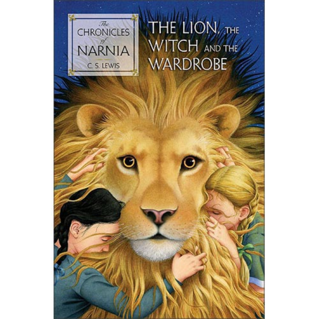 The Lion, the Witch and the Wardrobe (Reprint) (Hardcover)