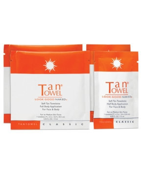 Tan Towel Tan To Go Classic