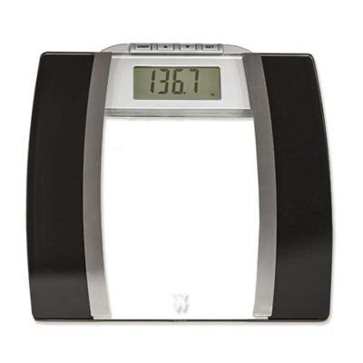 Weight Watchers Glass Body Analysis Bathroom Scale