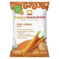 Happy Munchies HappyMunchies Rice cake Carrot 1.4 oz