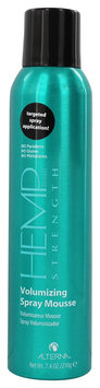 Alterna - Hemp Volumizing Spray Mousse - 7.4 oz.