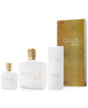 Gold Jay Z Gift Set - A Macy's Exclusive