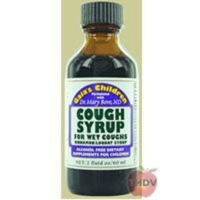 Gaia Herbs - Cough Syrup/Wet Alcohol-Free 4 oz