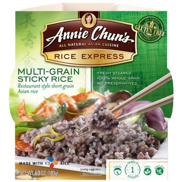Annie Chun's Multi-Grain Sticky Rice - Rice Express (1 x 6.3 OZ)