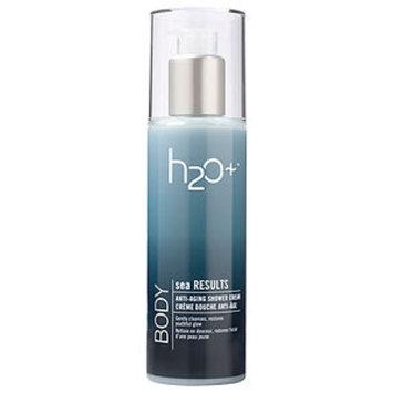 H20 Plus H2O Plus Sea Results Anti-Aging Body Shower Cream, 8.5 fl oz