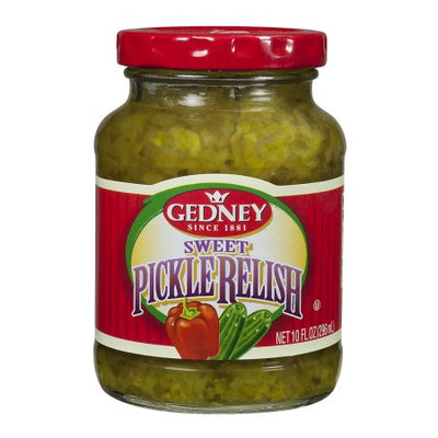 Gedney Pickles/relish 12/10 Sweet Relish