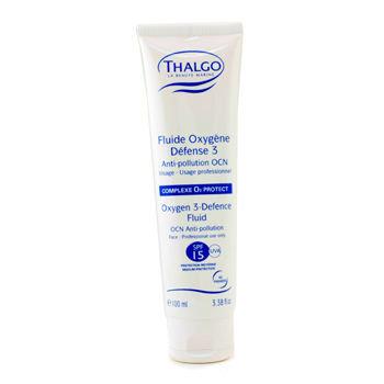 Thalgo Oxygen 3 Defence Fluid SPF15 UVA (Salon Size) 100ml/3.38oz