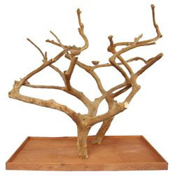 A & E Cage Co. Double Java Wood Tree