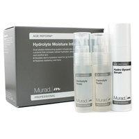 Murad Hydrolyte Moisture Infusion Set (Salon Size): Hydro-Dynamic Serum + Osmolyte Tonic 16pcs