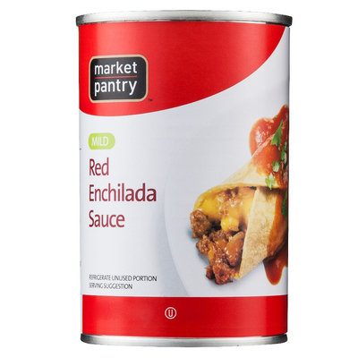Market Pantry Red Enchilada Sauce 10 oz