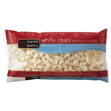Market Pantry White Baking Chips 12 oz