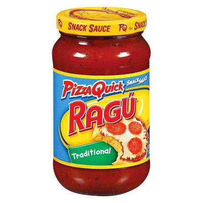 Ragu Pizza Quick Traditional Snack Sauce 14 oz
