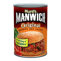 Hunt's Manwich Original Sloppy Joe Sauce 15.5 oz