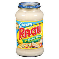 Cheesy Ragu Light Parmesan Alfredo 16 oz