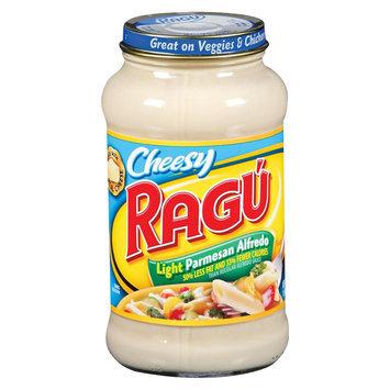 Cheesy Ragu Light Parmesan Alfredo 16 oz